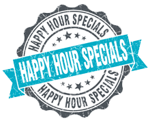 Happy Hour Specials seal